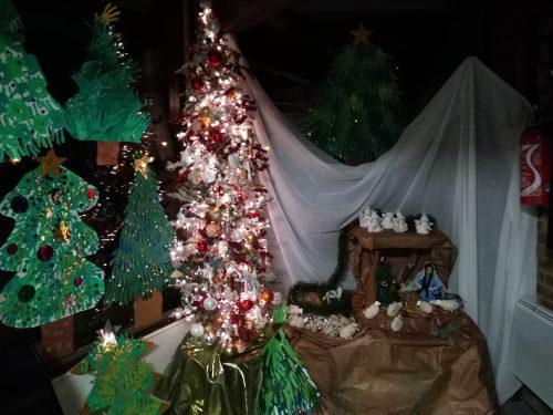 Crèche Noël 1
